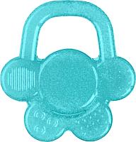 Прорезыватель для зубов BabyOno Цветочек / 1018 (синий) -