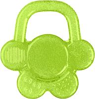 Прорезыватель для зубов BabyOno Цветочек / 1018 (зеленый) -