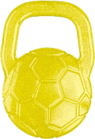 Прорезыватель для зубов BabyOno Мяч / 1061 (желтый) -