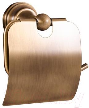 Купить Держатель для туалетной бумаги Slezak RAV, Morava MKA0400SM (бронза), Чехия, латунь, Morava (Slezak RAV)
