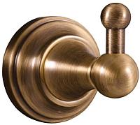 Крючок для ванны Slezak RAV Morava MKA0100SM (бронза) -