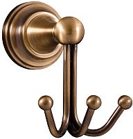 Крючок для ванны Slezak RAV Morava MKA0105SM (бронза) -