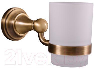 Купить Стакан для зубных щеток Slezak RAV, Morava MKA0201SM, Чехия, стекло, Morava (Slezak RAV)