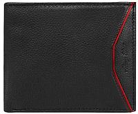 Портмоне Cedar Always Wild N992-SHP (черный/красный) -