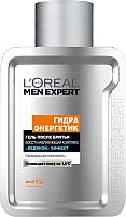 Гель после бритья L'Oreal Paris Men Expert гидра энергик ледяной эффект (100мл) -