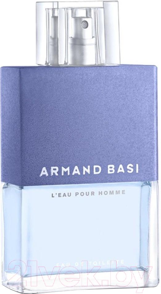Купить Туалетная вода Armand Basi, L'eau Pour Homme (125мл), Испания