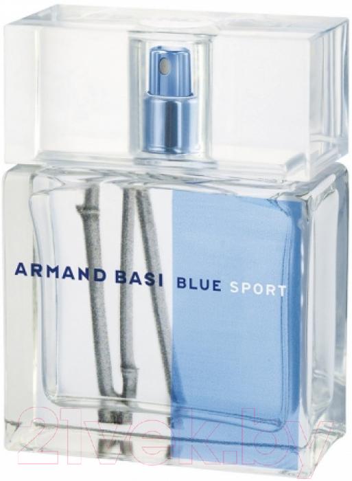 Купить Туалетная вода Armand Basi, Blue Sport (50мл), Испания
