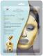 Маска для лица тканевая Estelare С золотой фольгой 24K Gold Snail (25г) -