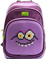 Школьный рюкзак 4ALL Kids / RK61-03N (фиолетовый/сиреневый) -