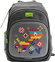 Школьный рюкзак 4ALL Kids / RK61-10N (серый) -