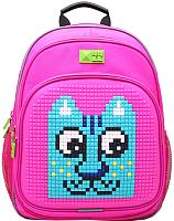 Школьный рюкзак 4ALL Kids / RK61-14N (розовый) -