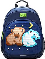 Школьный рюкзак 4ALL Kids / RK61-15N (синий) -
