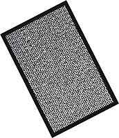 Коврик грязезащитный Велий Сатурн 40x60 (серый) -