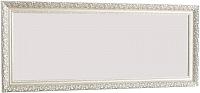 Зеркало BDC Decor S18-1224 145x70 (золото/коричневый) -