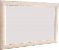 Зеркало BDC Decor W176-6 80x60 (светло-бежевый) -