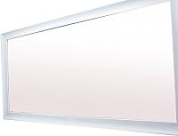 Зеркало BDC Decor R553-114 140x65 (белый) -