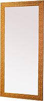 Зеркало BDC Decor Q582-26 145x70 (темное золото) -