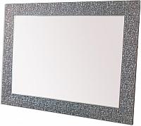 Зеркало BDC Decor Q582-27 60x80 (серебристый) -
