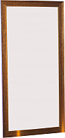 Зеркало BDC Decor В161-2 140x70 (темно-коричневый) -
