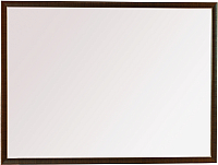Зеркало BDC Decor L564-280 60x80 (серый металлик) -