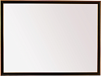 Зеркало BDC Decor L564-278 60x80 (черный металлик) -