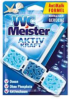 Чистящее средство для унитаза Wasche Meister Aktiv Kraft Океан -
