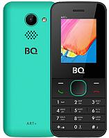 Мобильный телефон BQ ART+ BQ-1806 (аквамарин) -