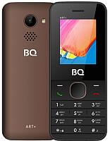Мобильный телефон BQ ART+ BQ-1806 (коричневый) -