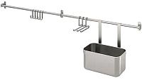 Система хранения Ikea Кунгсфорс 093.082.22 -