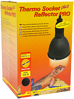 Светильник для террариума Lucky Reptile HTRP-1 (черный) -