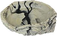 Кормушка для рептилий Lucky Reptile Granite / WDG-5 -