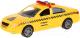 Масштабная модель автомобиля Технопарк Такси / 1725835-R -