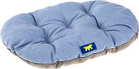Матрас для животных Ferplast Relax 45/2 / 82045095 (голубой/серый) -
