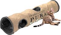 Туннель для животных EBI D/D Туннель Pura / 434-436455 (серый) -