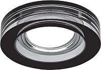 Точечный светильник Gauss Glass CR036 -