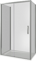 Душевой уголок Good Door Antares WTW-120-C-CH + SP-80-C-CH + SP-80-C-CH -
