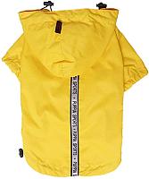 Комбинезон для животных Puppia Base Jumper / PEAF-RM03-YE-4L (желтый) -