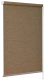 Рулонная штора Delfa Сантайм Премиум Pontos СРШ-01МП 322708 (57x170, мокка) -