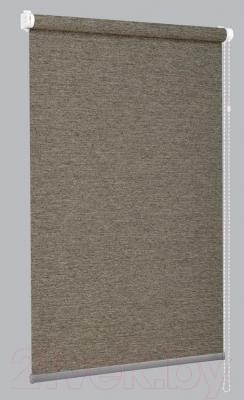 Рулонная штора Delfa Сантайм Премиум Pontos СРШ-01МП 322713 (68x215, тауп)