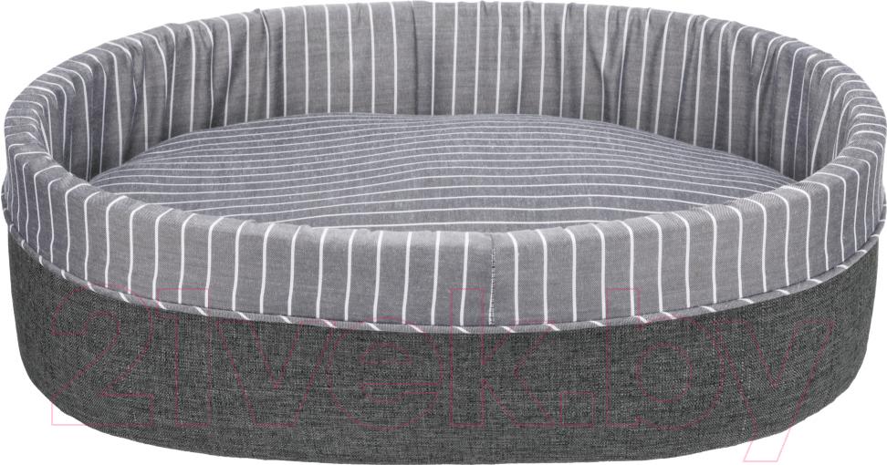Купить Лежанка для животных Trixie, Finley 37417 (серый/белый), Германия