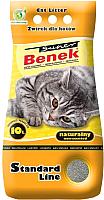 Наполнитель для туалета Super Benek Натуральный (10л) -