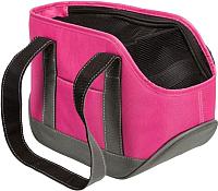 Сумка для животных Trixie Alea 28857 (розовый/серый) -
