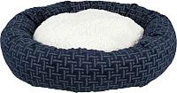 Лежанка для животных Trixie Ferris 37480 (синий/белый) -