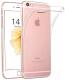 Чехол-накладка Volare Rosso Clear для iPhone 6 / 6S (прозрачный) -