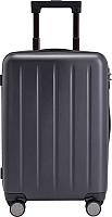 Чемодан на колесах Xiaomi 90 Point Luggage 24 (черный) -