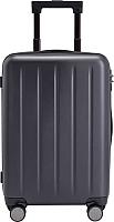 Чемодан на колесах Xiaomi 90 Point Luggage 26 (черный) -