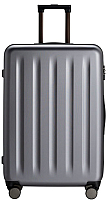 Чемодан на колесах Xiaomi 90 Point Luggage 28 (серый) -
