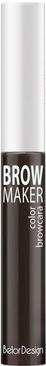 Купить Тушь для бровей Belor Design, Brow Maker тон 11, Беларусь, брюнет/шатен (коричневый)