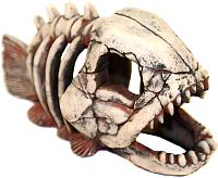 Декорация для аквариума Deksi Скелет рыбы №901 -