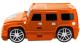 Чемодан на колесах Bradex Внедорожник DE 0405 (оранжевый) -